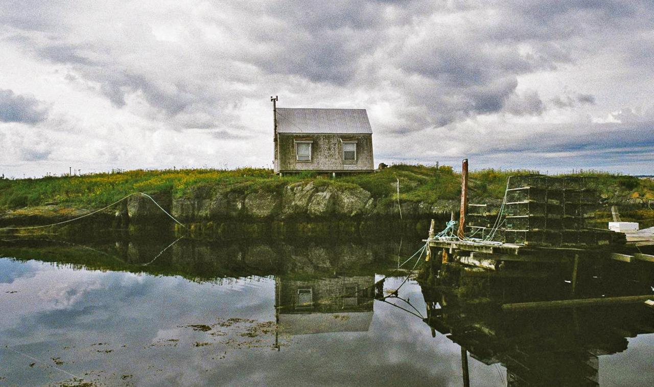 The cabin i love curiosity for Nova scotia fishing