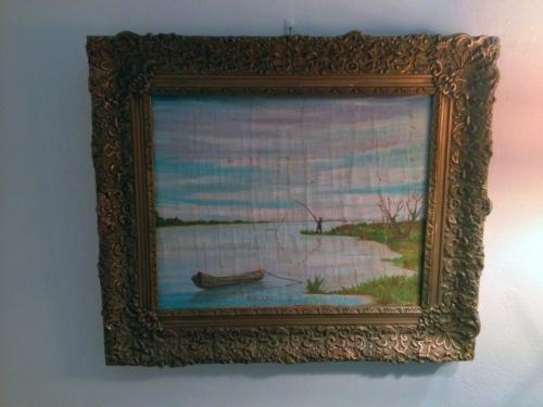 frame II