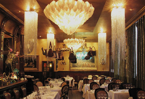 RITOCCATA a-photograph-of-the-interior-of-the-restaurant-les-trois-garcons-copyright-steve-blood