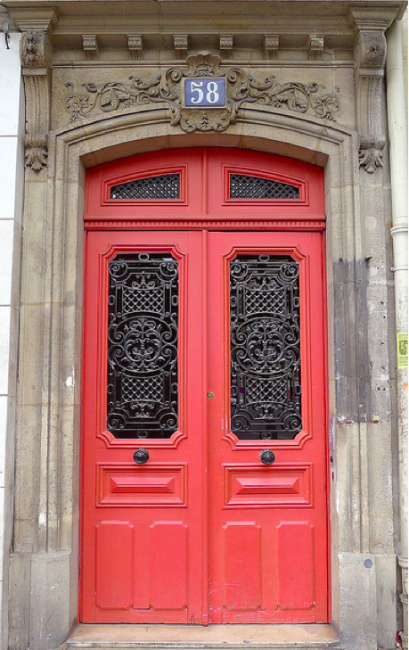 screen shot 2013 02 28 at 11 39 43 pm HARLEQUINE DOORS IN PARIS