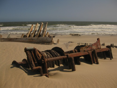 NAMIBIA. Skeleton Coast2